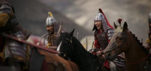 Zobrazit detail akce: Letní kino: Mulan (dabing) ZRUŠENO DISTRIBUTOREM
