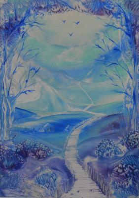 Zobrazit detail akce: Výstava - Enkaustické krajinné a ezoterické malby