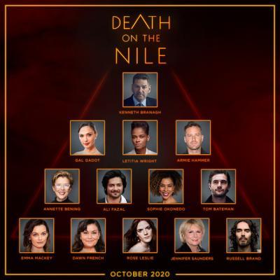Zobrazit detail akce: Smrt na Nilu ZRUŠENO DISTRIBUTOREM