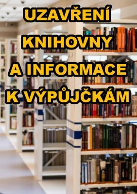Zobrazit detail akce: Knihovna UZAVŘENA