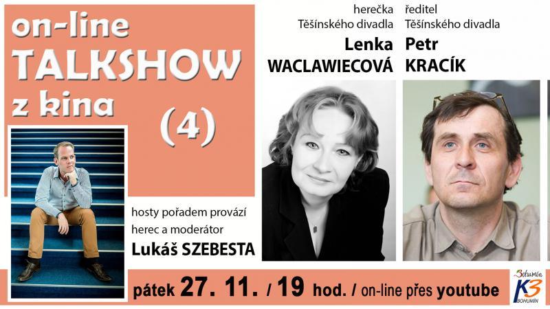 Zobrazit detail akce: on-line Talkshow z kina