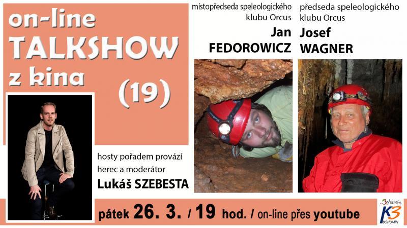 on-line TALK SHOW z kina