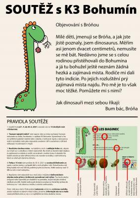 Zobrazit detail akce: SOUTĚŽ s K3 Bohumín