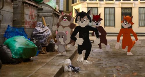 Zobrazit detail akce: Tom a Jerry