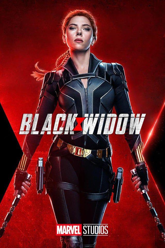 Black Widow (Černá vdova), dabing