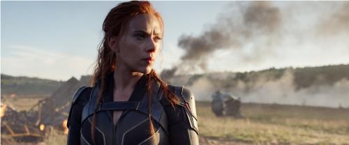 Zobrazit detail akce: Black Widow (Černá vdova), dabing