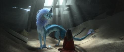 Zobrazit detail akce: Raya a drak