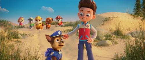Zobrazit detail akce: Tlapková patrola ve filmu