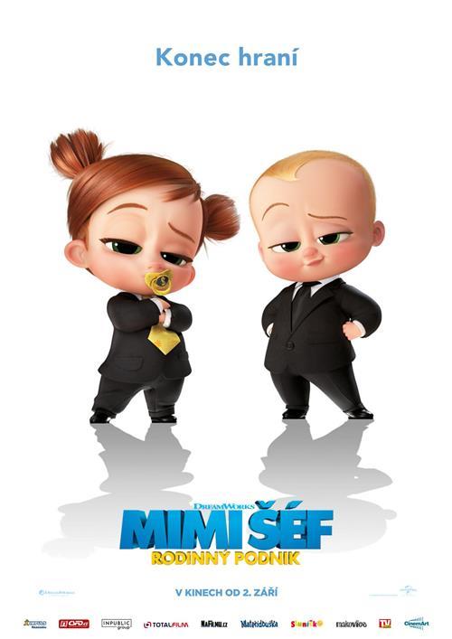 Mimi  šéf: Rodinný podnik