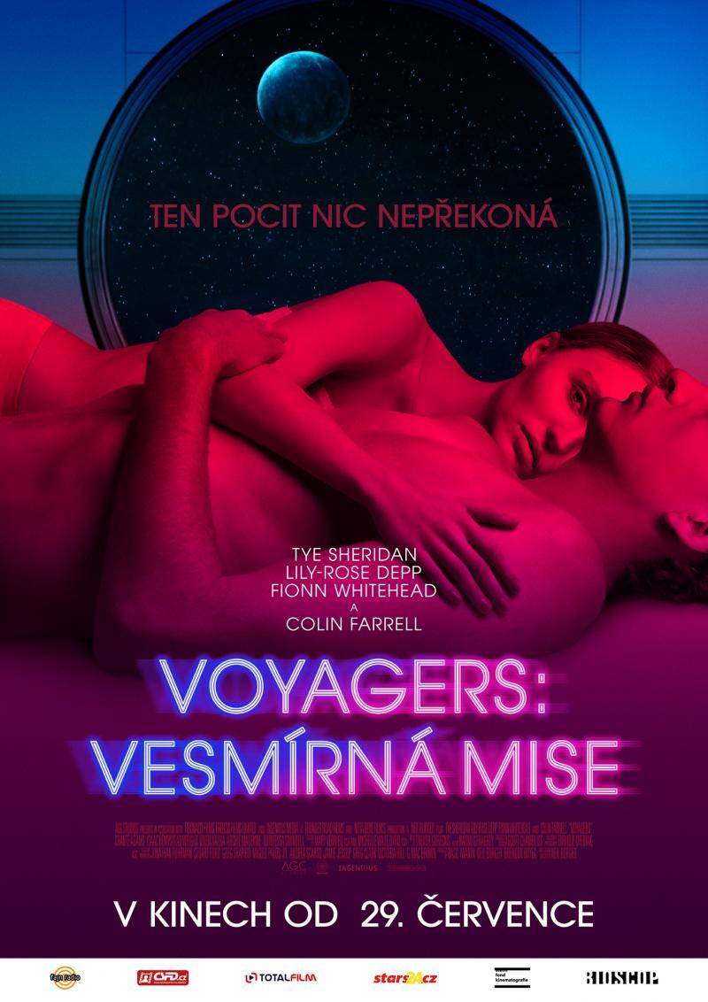 Zobrazit detail akce: Voyagers: Vesmírná mise