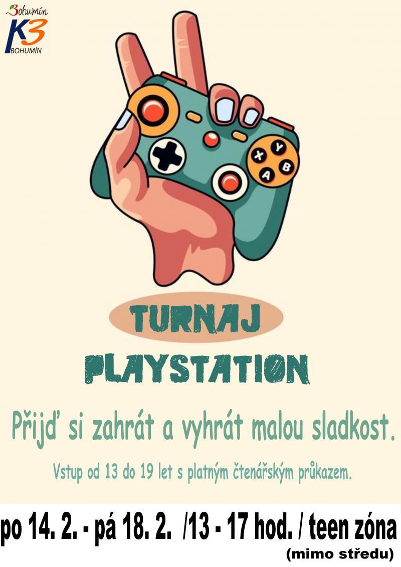 Zobrazit detail akce: Playstation v teenu