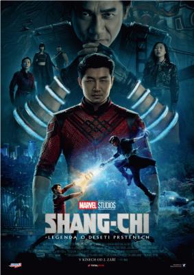 Zobrazit detail akce: Shang-Chi a legenda o 10 prstenech MIMOŘÁDNĚ ZAŘAZUJEME!