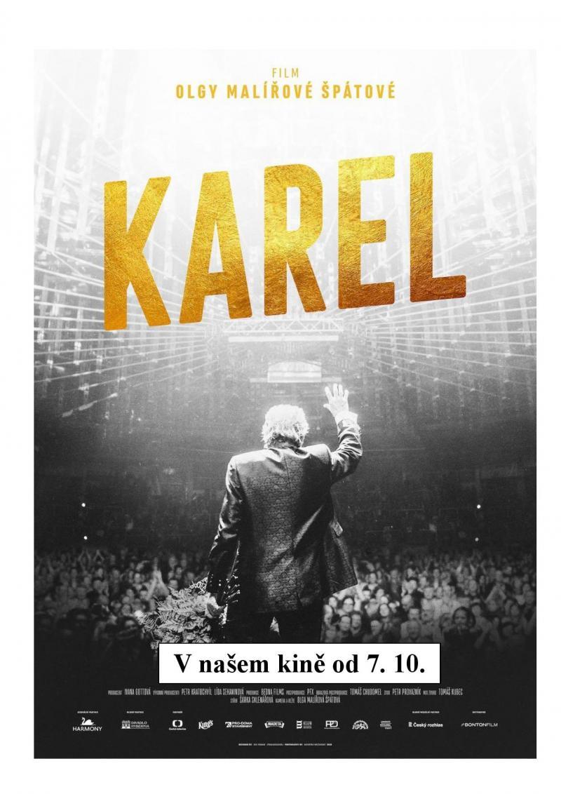 Zobrazit detail akce: Karel TOP KINOHIT!