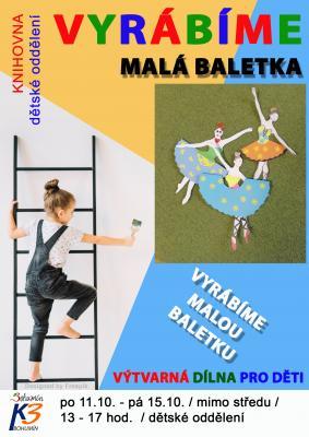 Zobrazit detail akce: Malá baletka