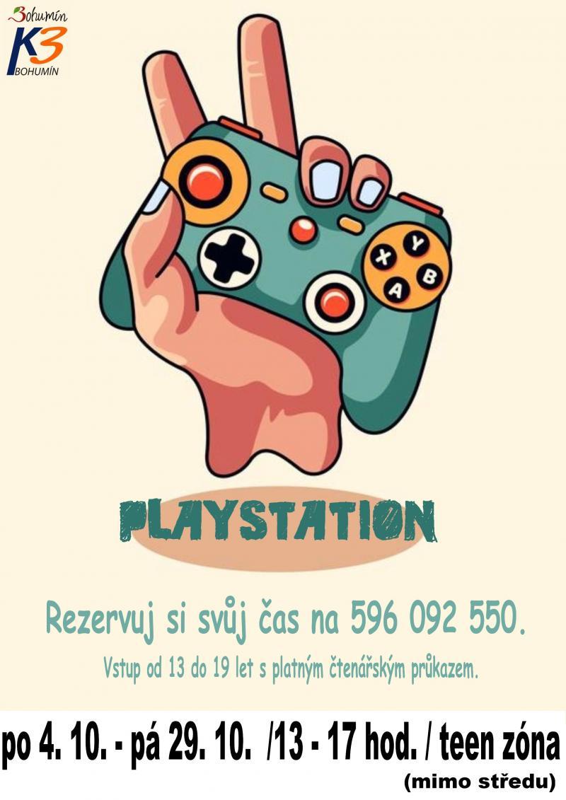 Zobrazit detail akce: Playstation