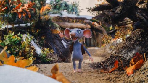 Zobrazit detail akce: Myši patří do nebe