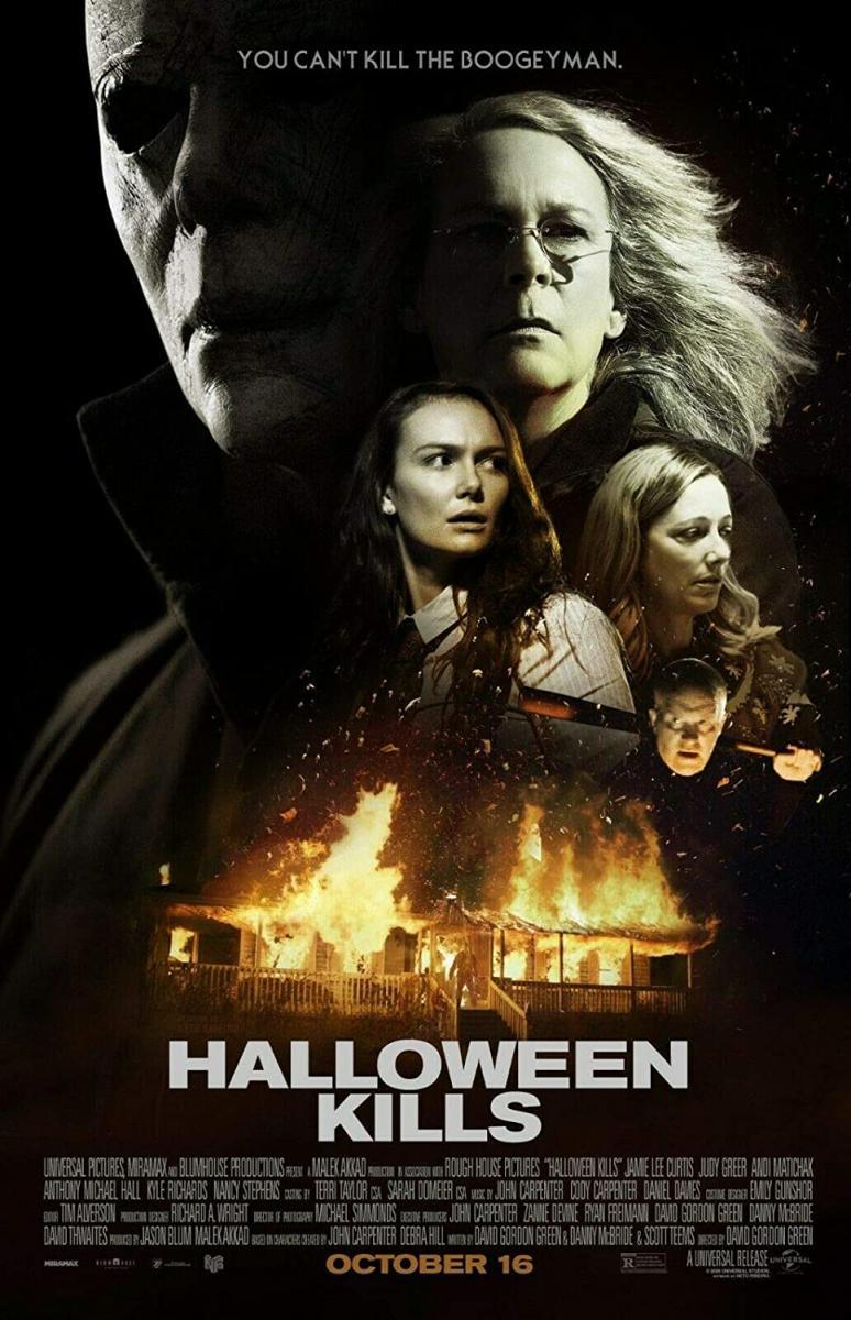 Zobrazit detail akce: Halloween zabíjí
