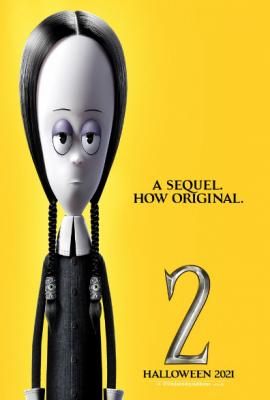 Zobrazit detail akce: Addamsova rodina 2
