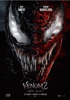 Zobrazit detail akce: Venom 2: Carnage přichází (titulky) PŘEDPREMIÉRA