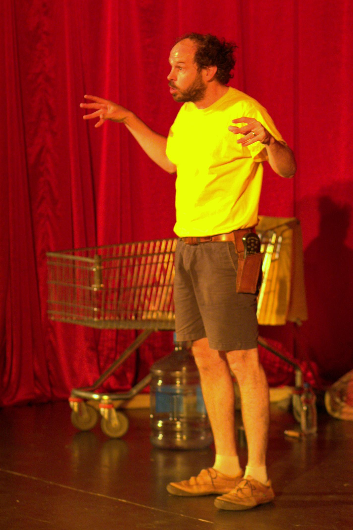 Caveman One Man Show : Caveman fotogalerie